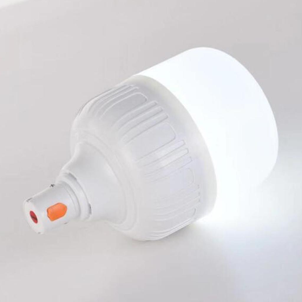 miniatura 15 - LED Da Campeggio Lampadina USB Ricaricabile Di Emergenza Tenda Lampada A