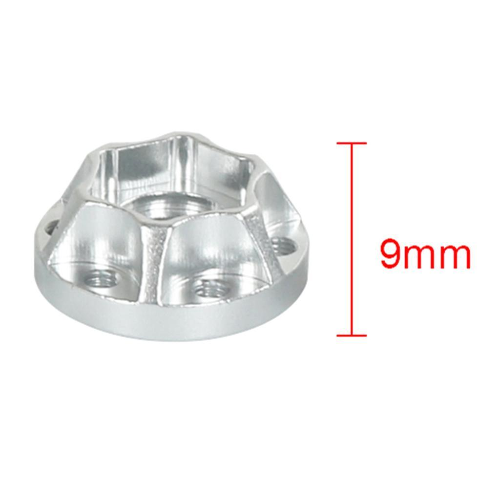 1-10-Scale-Crawler-Alloy-Wheel-Hex-Hub-12mm-for-1-9-2-2-inch-Wheel-Rim thumbnail 18
