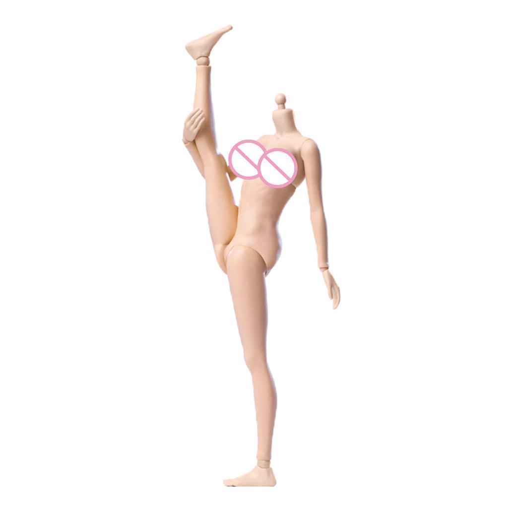 Realiste-1-12-echelle-femme-nue-Action-soldat-figurines-corps-jouets-5-034-hauteu miniature 11