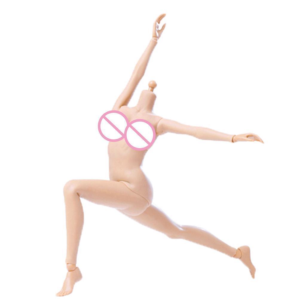 Realiste-1-12-echelle-femme-nue-Action-soldat-figurines-corps-jouets-5-034-hauteu miniature 13