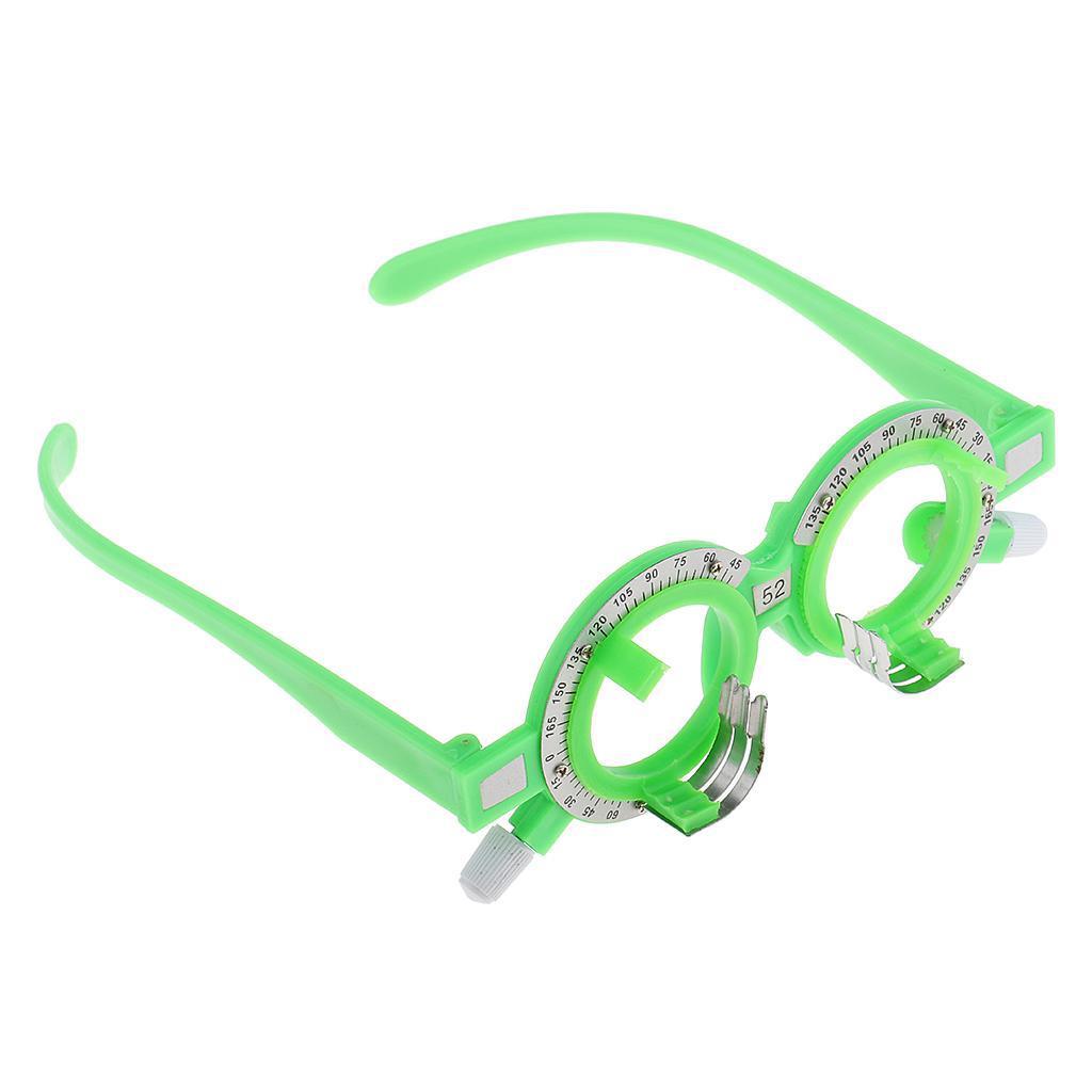 Optical-Optical-Lens-Trial-Optometry-Occhiali-per-Occhi-Equipaggiamento miniatura 4