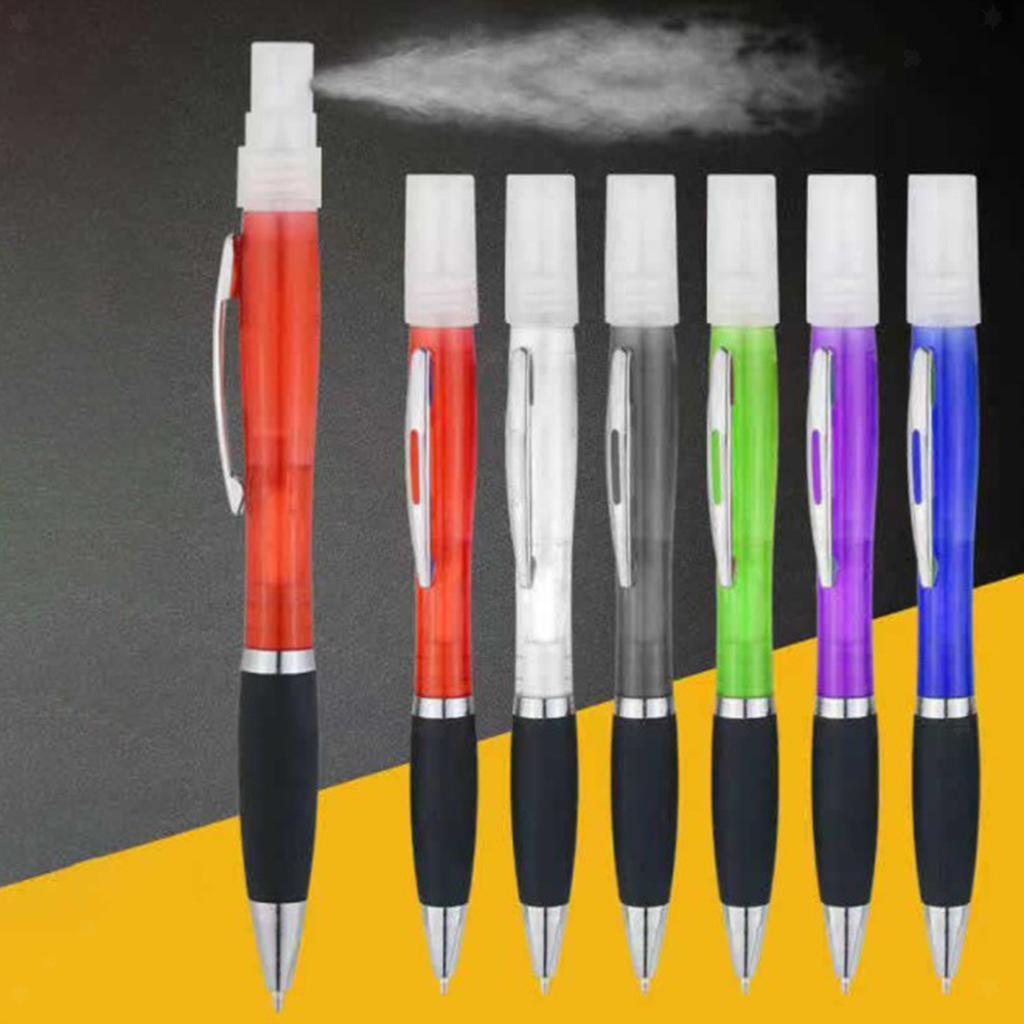 Penna-a-sfera-Penna-A-Sfera-con-Spray-Contenitore-di-Stoccaggio-per-I-Bambini miniatura 53