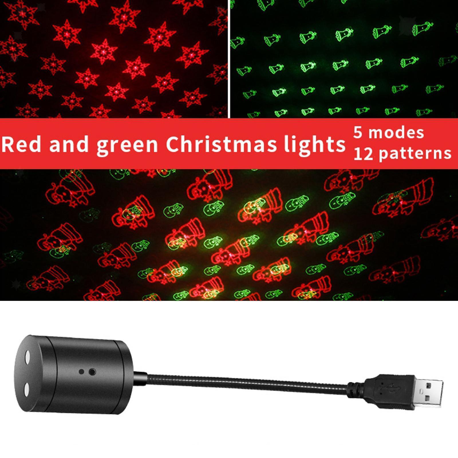 Proiettore-della-stella-Della-Luce-di-Notte-USB-Luce-di-Notte-Luci-Interne miniatura 30
