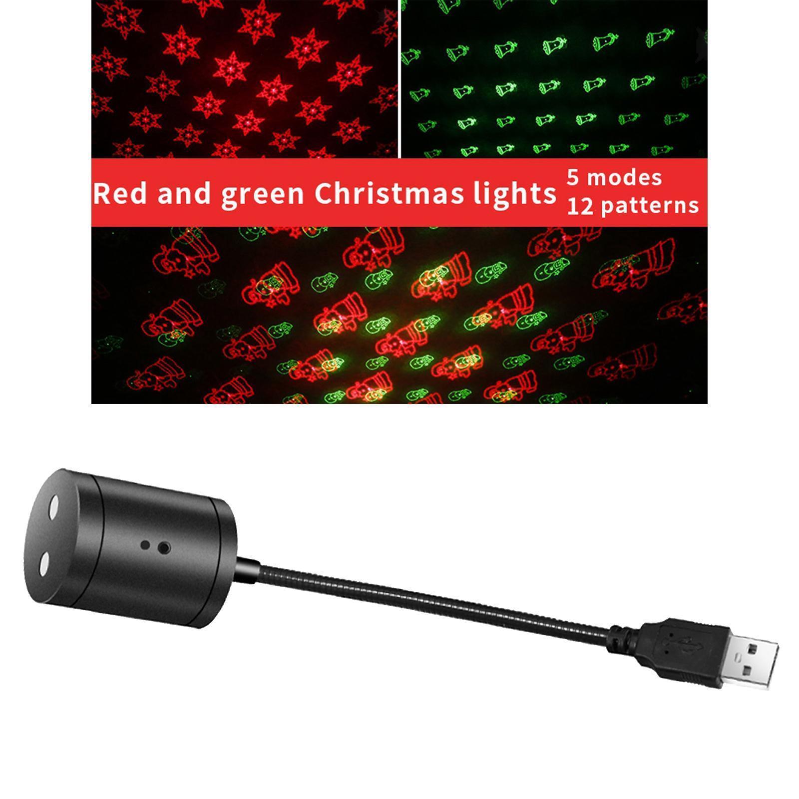 Proiettore-della-stella-Della-Luce-di-Notte-USB-Luce-di-Notte-Luci-Interne miniatura 31