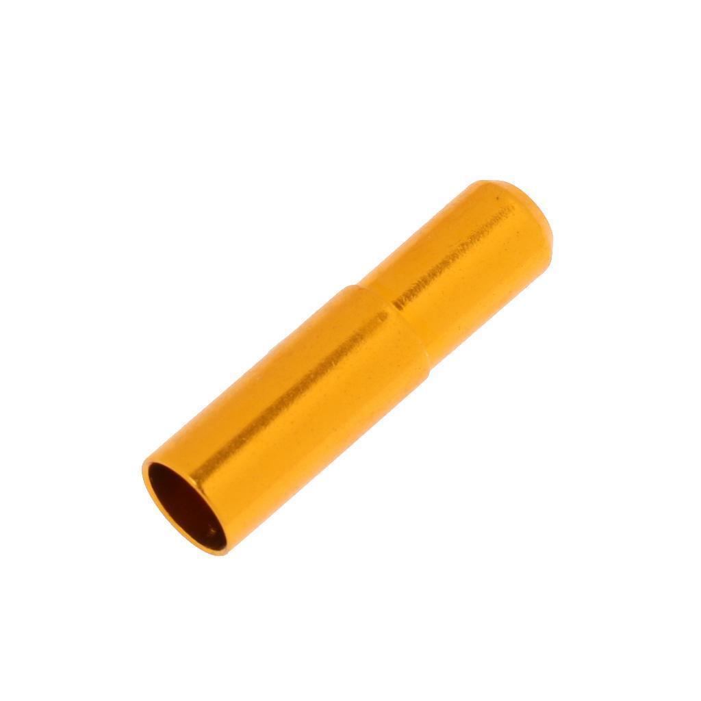 10PCS Bike Brake Cable Housing Ferrules End Cap Tips Tube Tops Tools 4//5mm