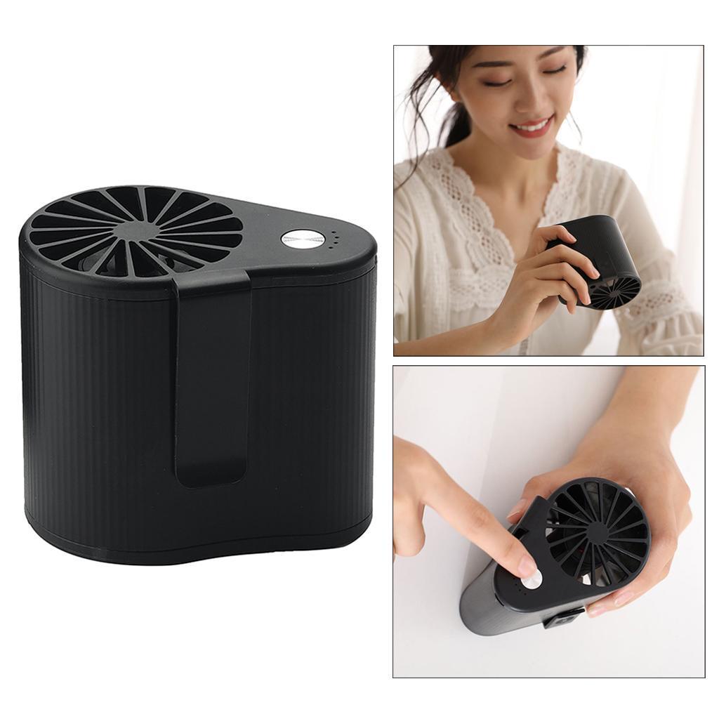 Taille-Suspendue-Mini-Fan-Ventilateur-De-Refroidissement-Portable-5V-1000RPM miniature 13
