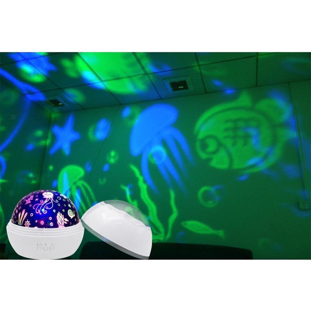 miniatura 13 - Luce notturna per bambini luce notturna a LED lampada da comodino per bambini