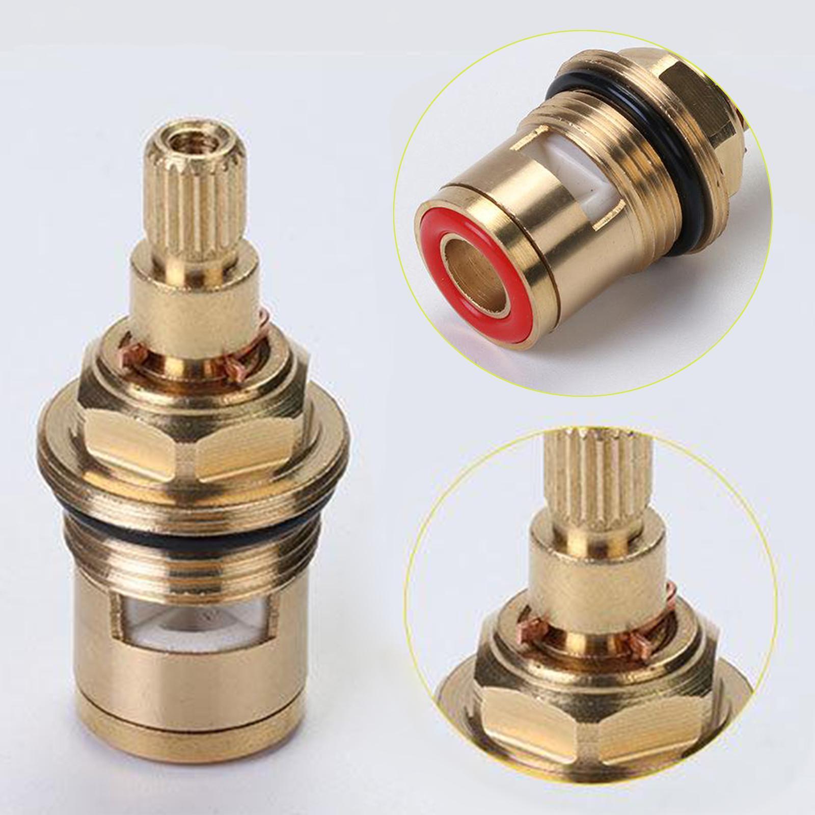 Valvole-rubinetto-di-ricambio-cartucce-a-disco-in-ceramica-pressacavo-accessori miniatura 7