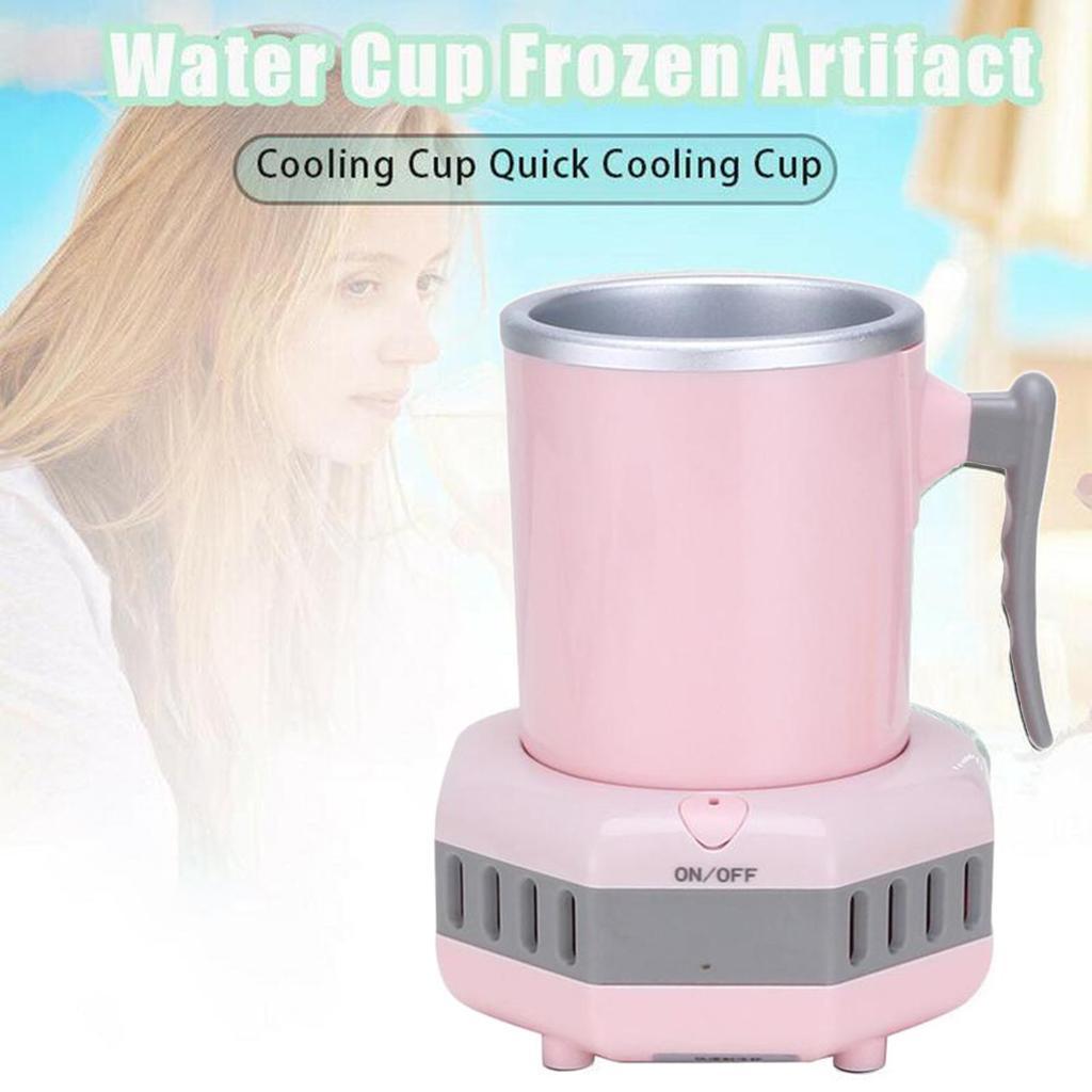 miniatura 18 - Mini Elettrica Macchina Per Macchina del Ghiaccio Mini Frigo per il Latte di
