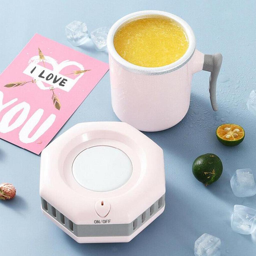 miniatura 24 - Mini Elettrica Macchina Per Macchina del Ghiaccio Mini Frigo per il Latte di