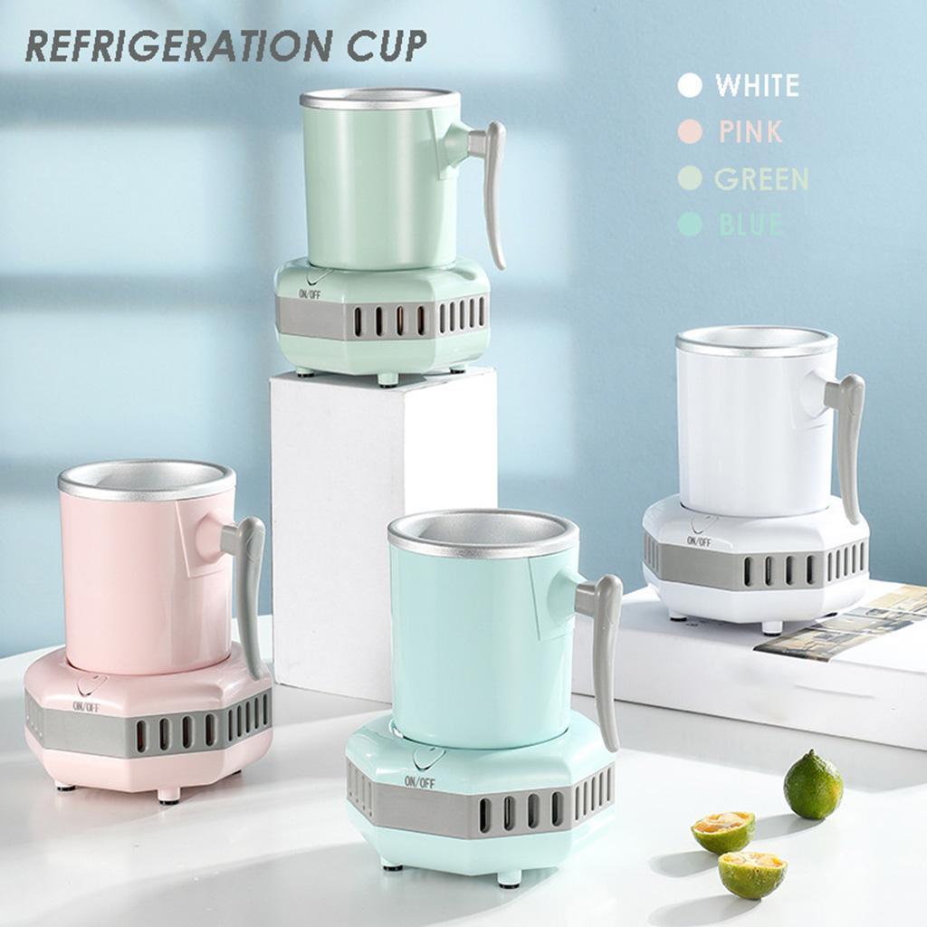 miniatura 17 - Mini Elettrica Macchina Per Macchina del Ghiaccio Mini Frigo per il Latte di