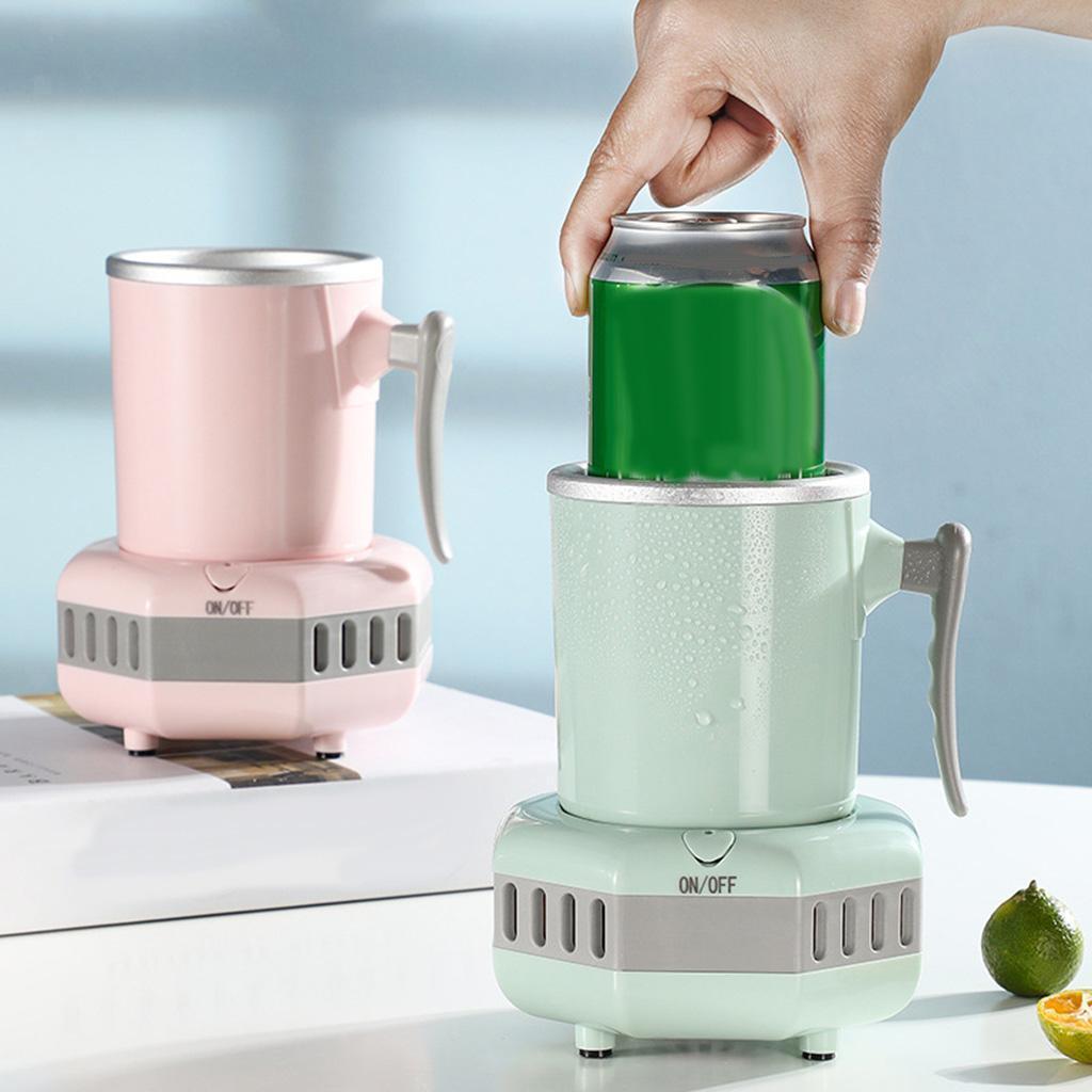 miniatura 19 - Mini Elettrica Macchina Per Macchina del Ghiaccio Mini Frigo per il Latte di