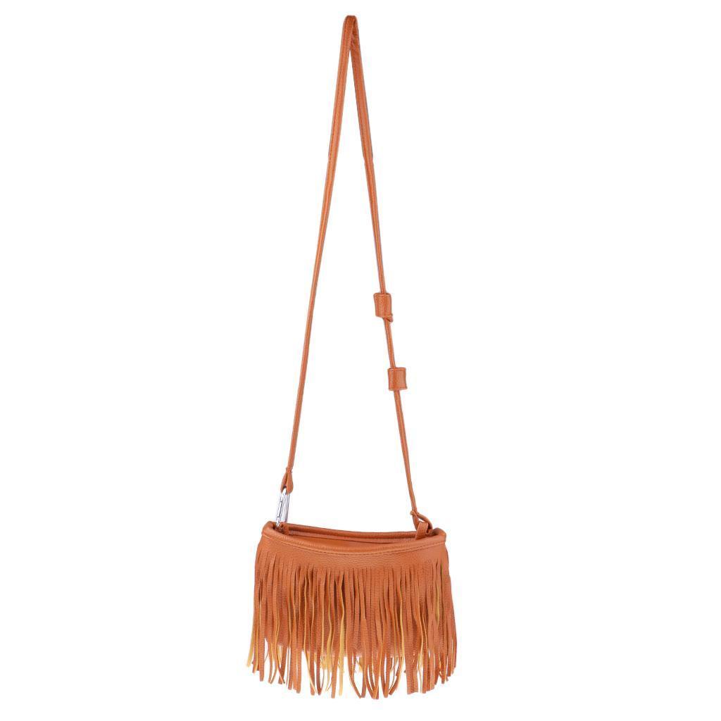 Elegant-Tassel-Ladies-PU-Leather-Bag-Handbag-Purse-Shoulder-Bag-Tassel-Tote thumbnail 6