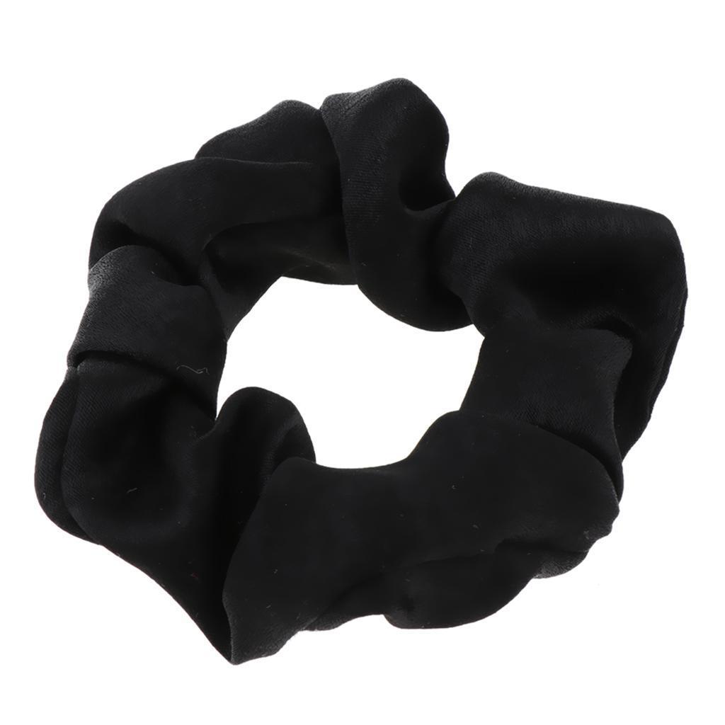 miniatura 4 - Supporto per coda di cavallo con fascia elastica per capelli elastici