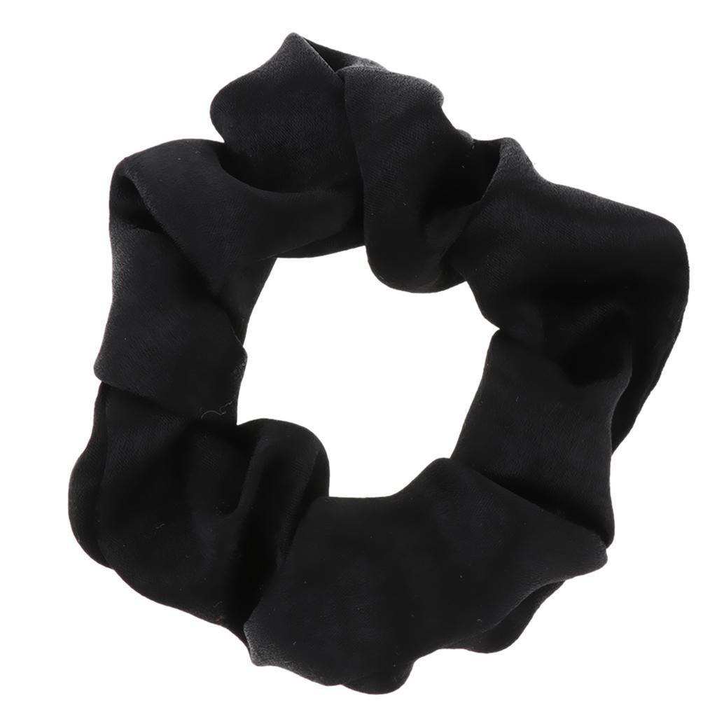 miniatura 3 - Supporto per coda di cavallo con fascia elastica per capelli elastici