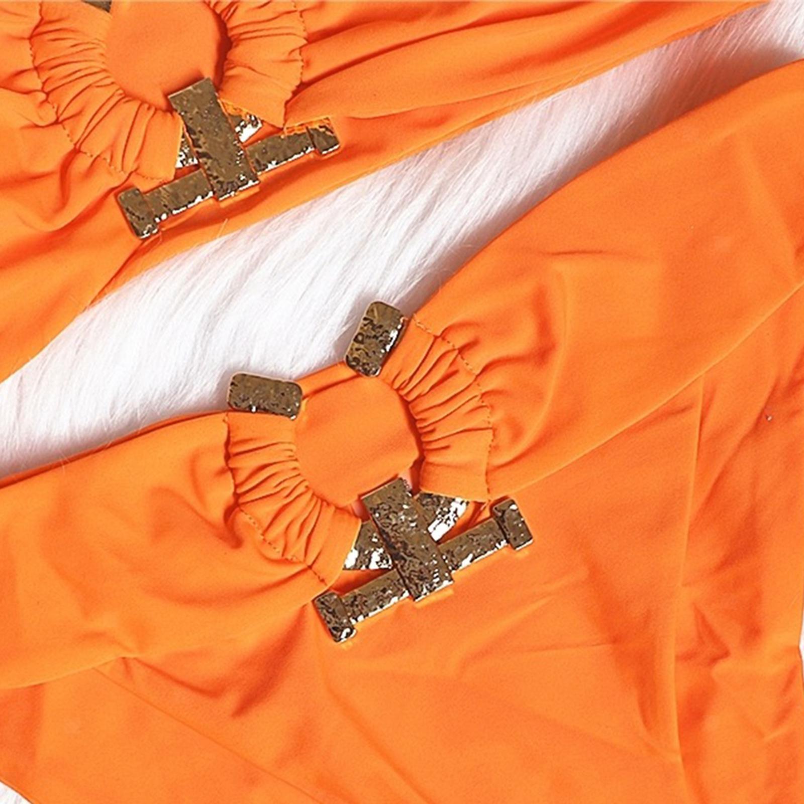 Indexbild 80 - Zwei Stücke Bikini Set Strappy Bademode Party Badeanzug Tankini Bademode