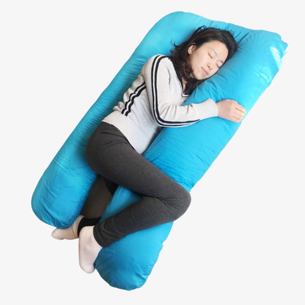 Cuscino-di-maternita-Cuscino-di-sostegno-Cuscino-di-maternita-a-forma-di miniatura 24