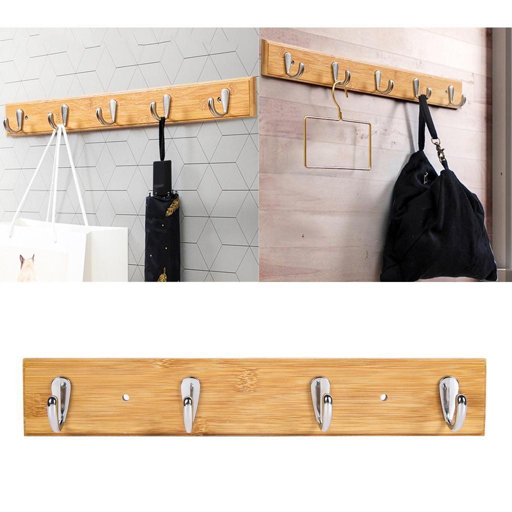 Picture of: Clothes Hook Bathroom Bedroom Hooks Rack For Entryway Hanging Coat Jacket Ebay