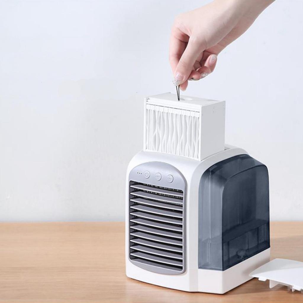 miniature 37 - Ventilateur-de-refroidissement-par-eau-de-refroidisseur-de-climatiseur-de