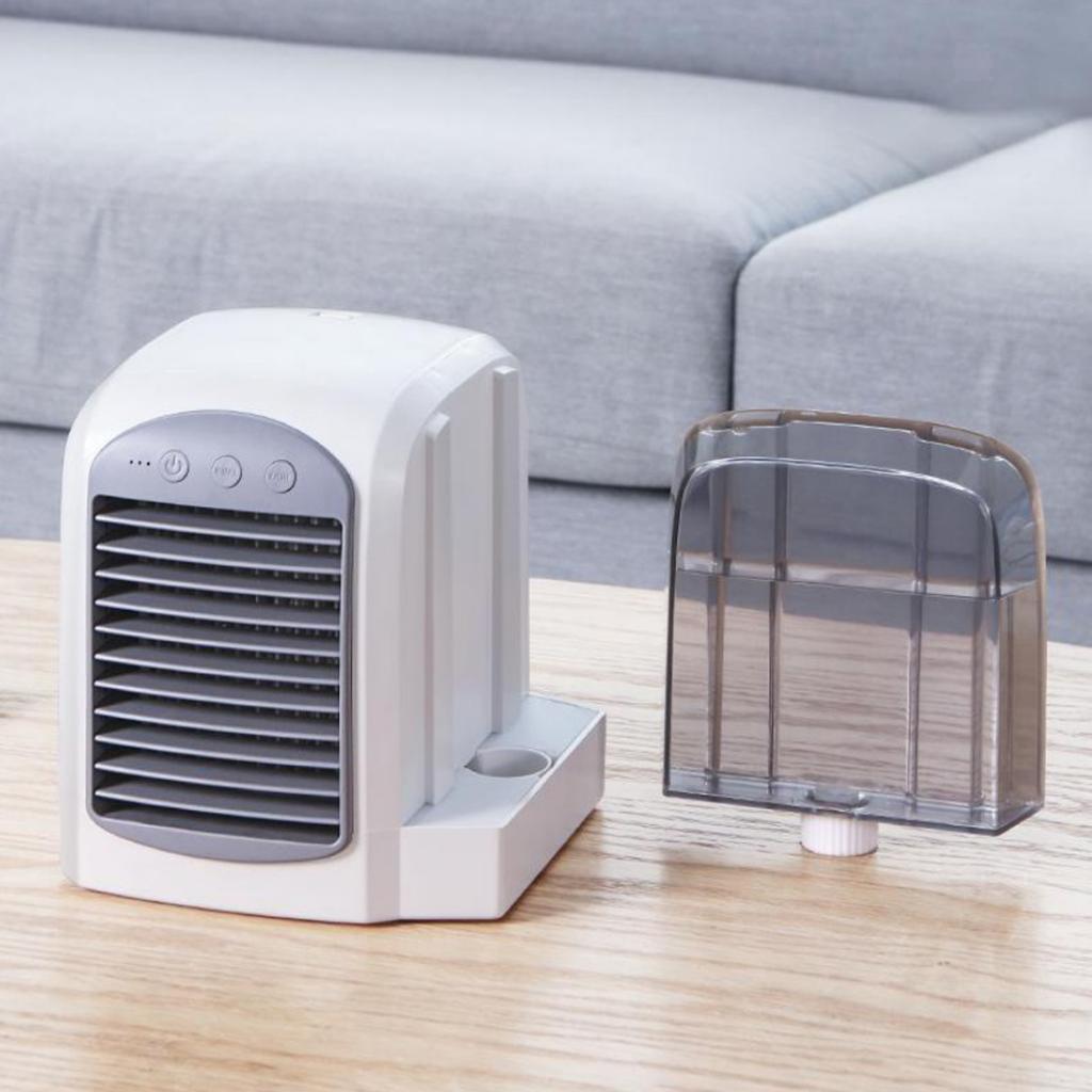 miniature 38 - Ventilateur-de-refroidissement-par-eau-de-refroidisseur-de-climatiseur-de