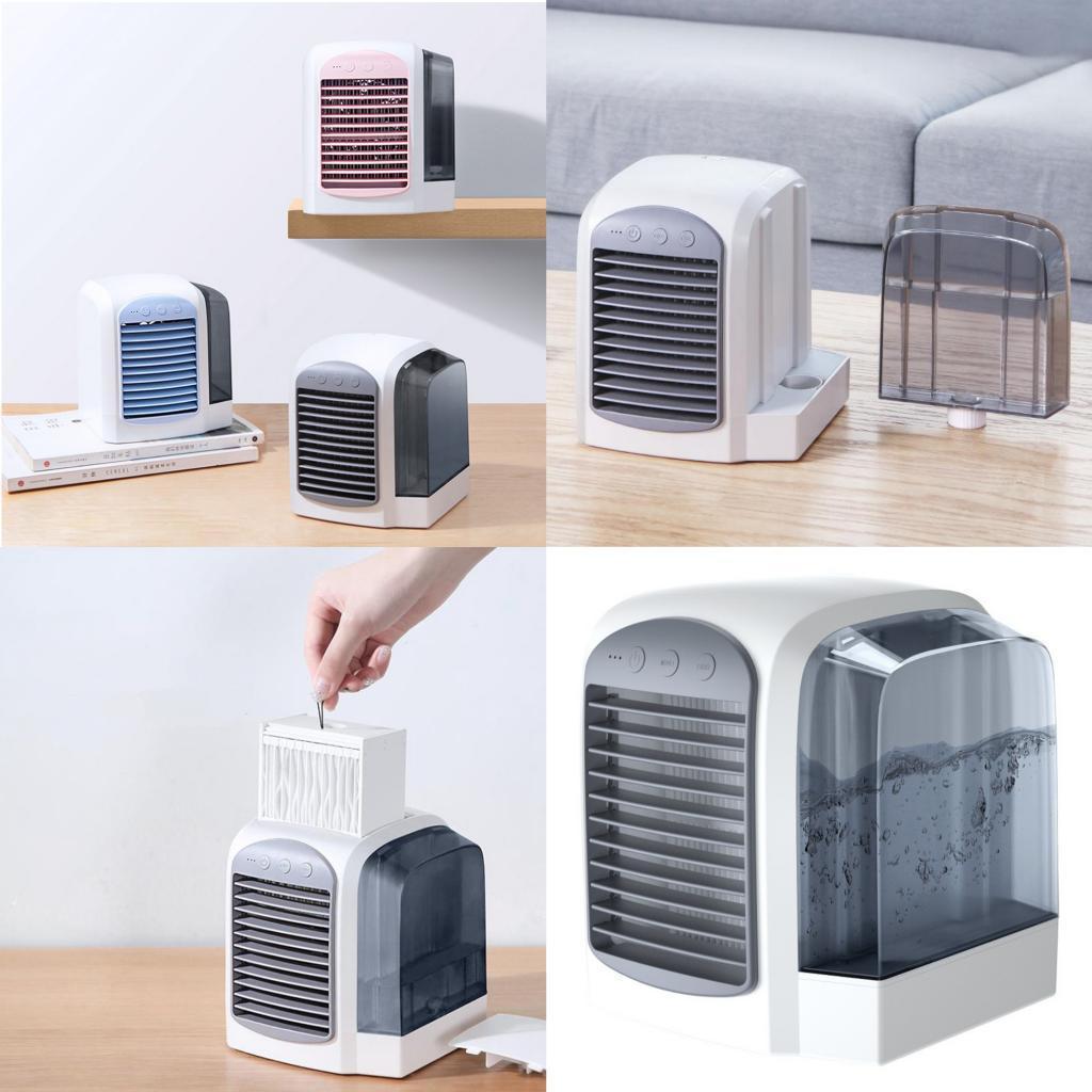 miniature 31 - Ventilateur-de-refroidissement-par-eau-de-refroidisseur-de-climatiseur-de
