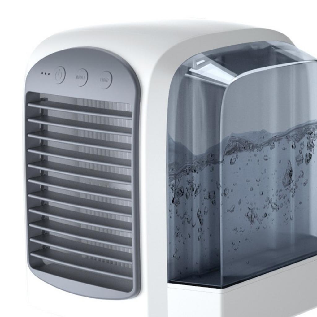 miniature 35 - Ventilateur-de-refroidissement-par-eau-de-refroidisseur-de-climatiseur-de