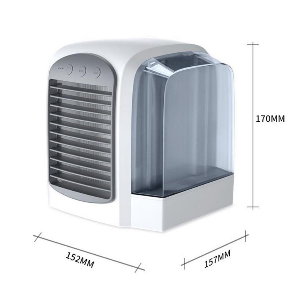 miniature 36 - Ventilateur-de-refroidissement-par-eau-de-refroidisseur-de-climatiseur-de