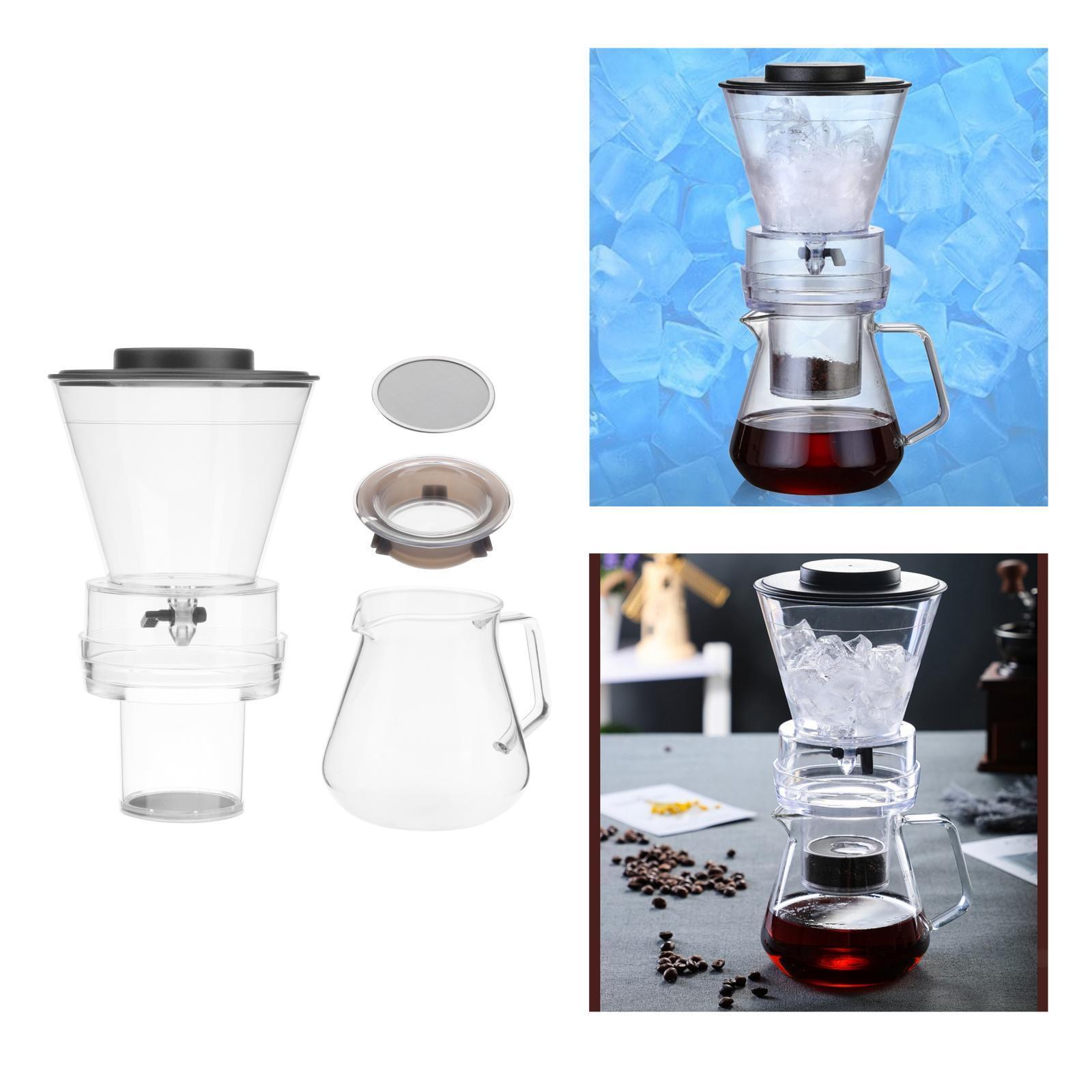 miniatura 17 - Ghiaccio macchina per il Caffè Caffè Dripper Pot w/Filtro & Maniglia