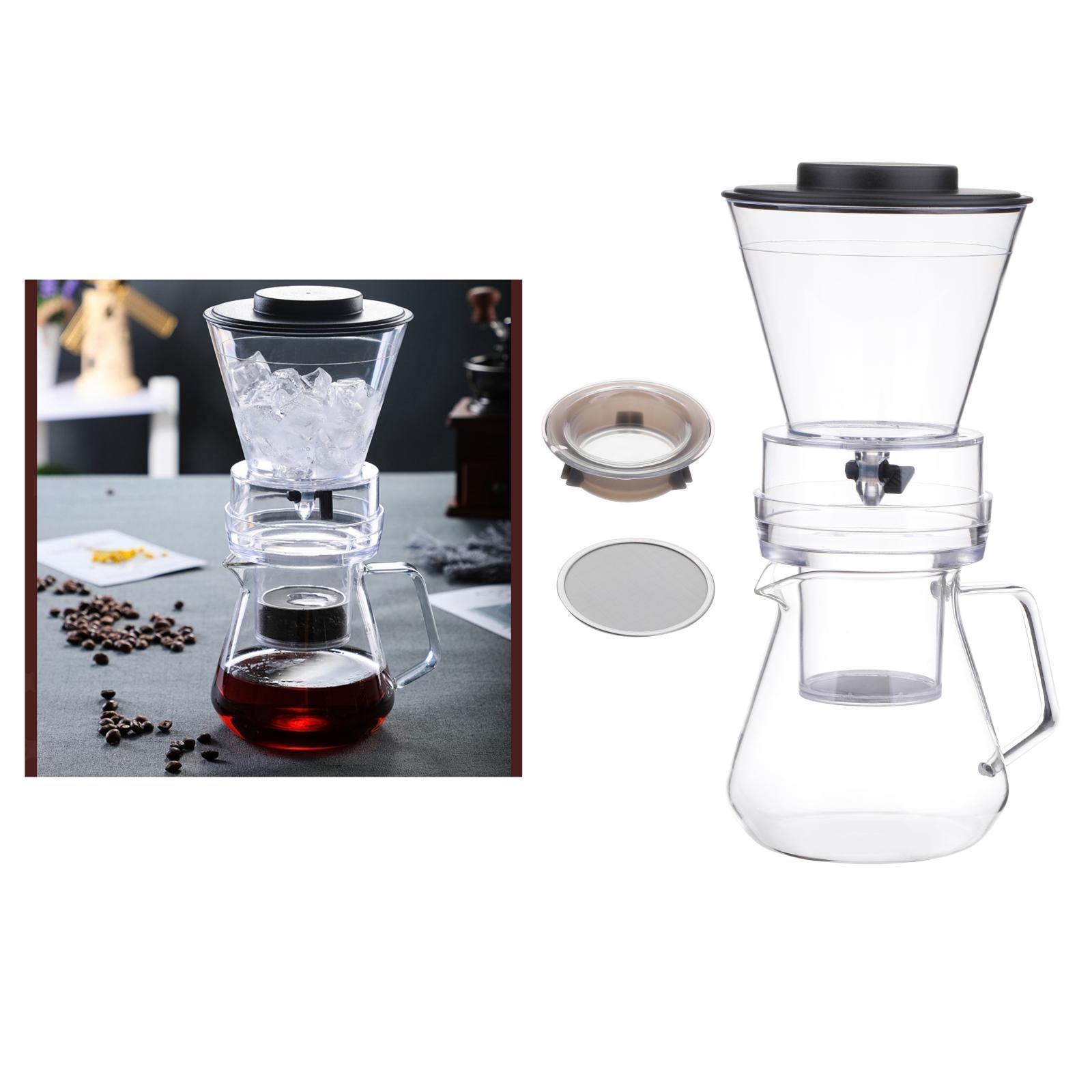 miniatura 18 - Ghiaccio macchina per il Caffè Caffè Dripper Pot w/Filtro & Maniglia
