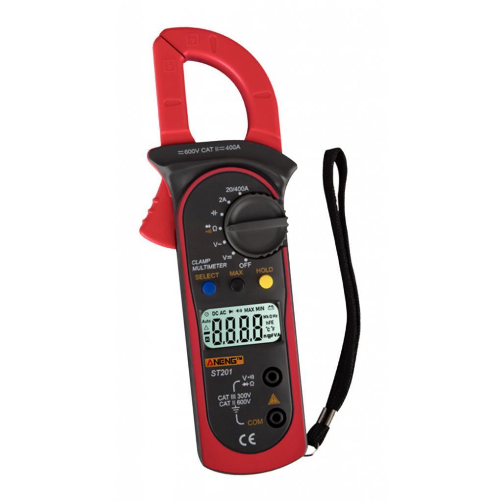 ST201-Pince-Multimetre-Numerique-Comptage-Multimetre-Manuel-amp-Automatique-de miniature 3