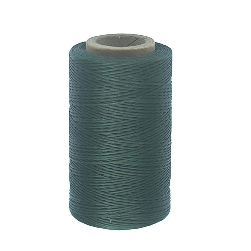 thumbnail 12 - 260M-Leather-Sewing-Waxed-Thread-150D-0-8mm-Leather-Hand-Stitching-DIY-Craft