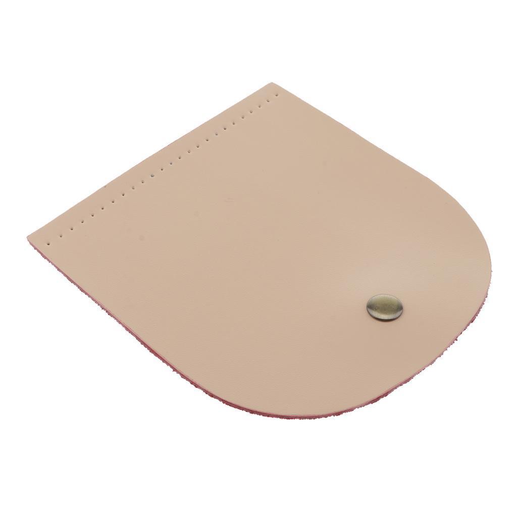 Vorgestanzte-2-lagige-PU-Lederklappe-mit-handgefertigten-Taschenzubehoer-mit Indexbild 4