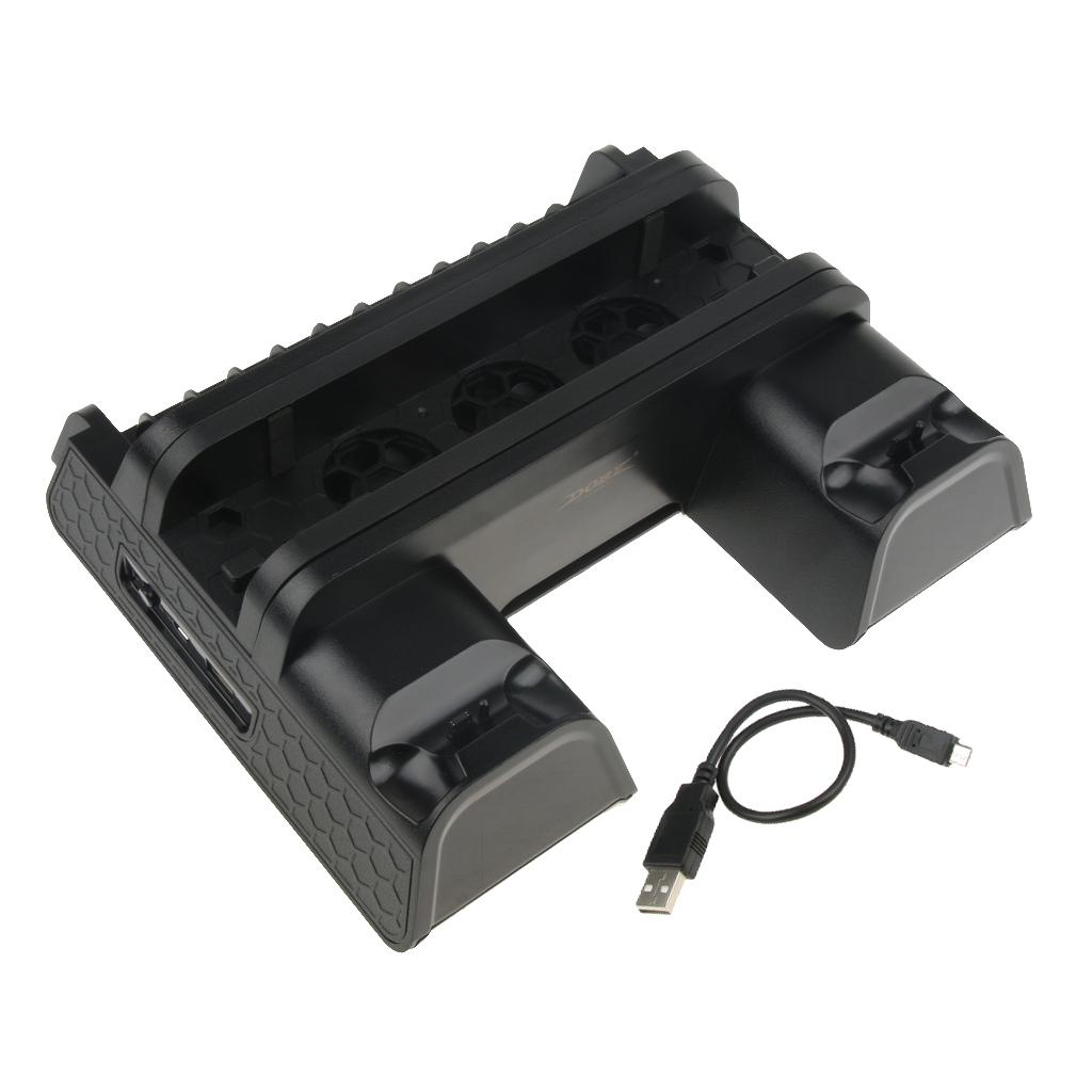Tp4-882 Multifunctional Cooling Stand 3 Built-in Cooler Cooling Fans For Series