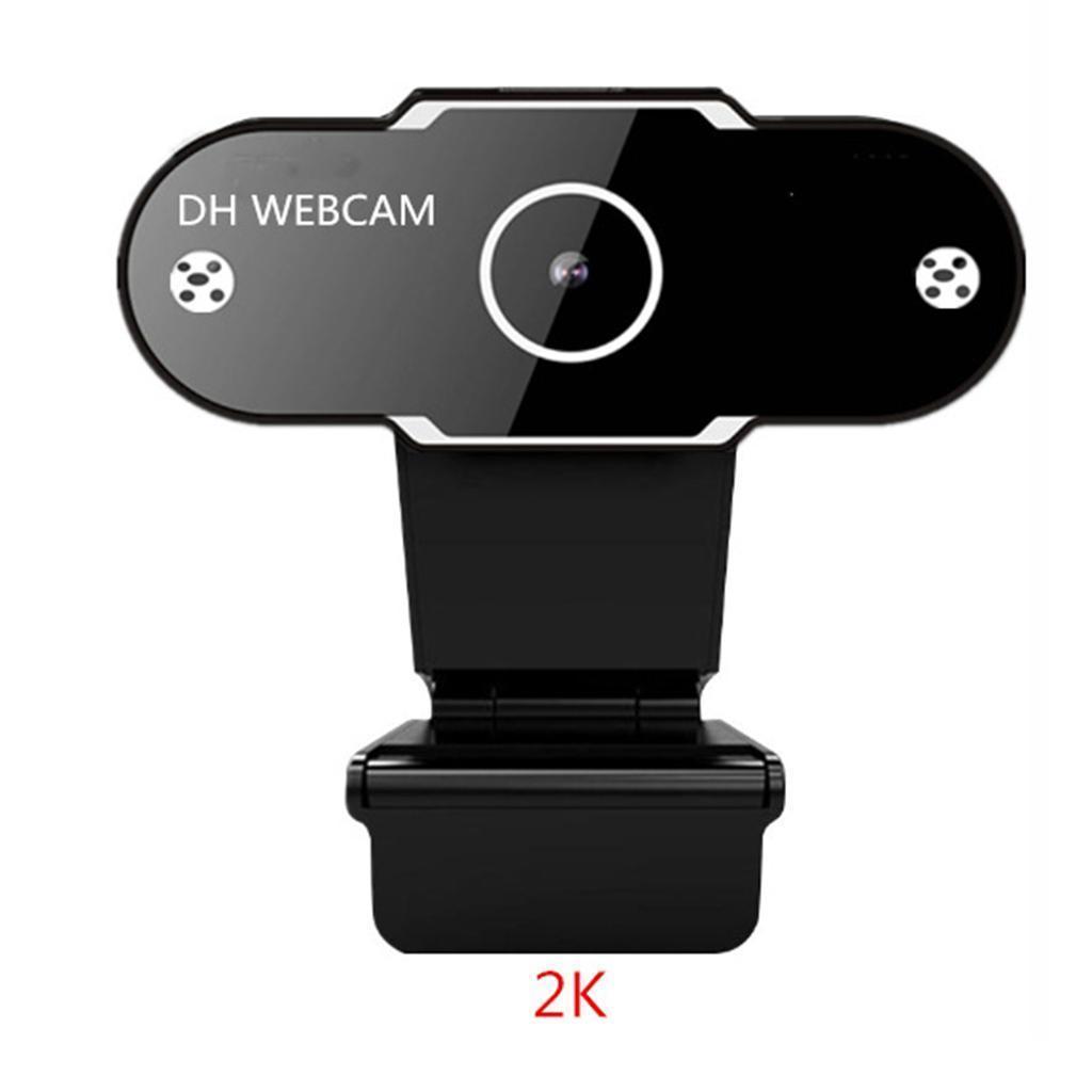 miniatura 13 - Webcam HD, webcam per PC Videocamera per computer mini USB Videocamera con