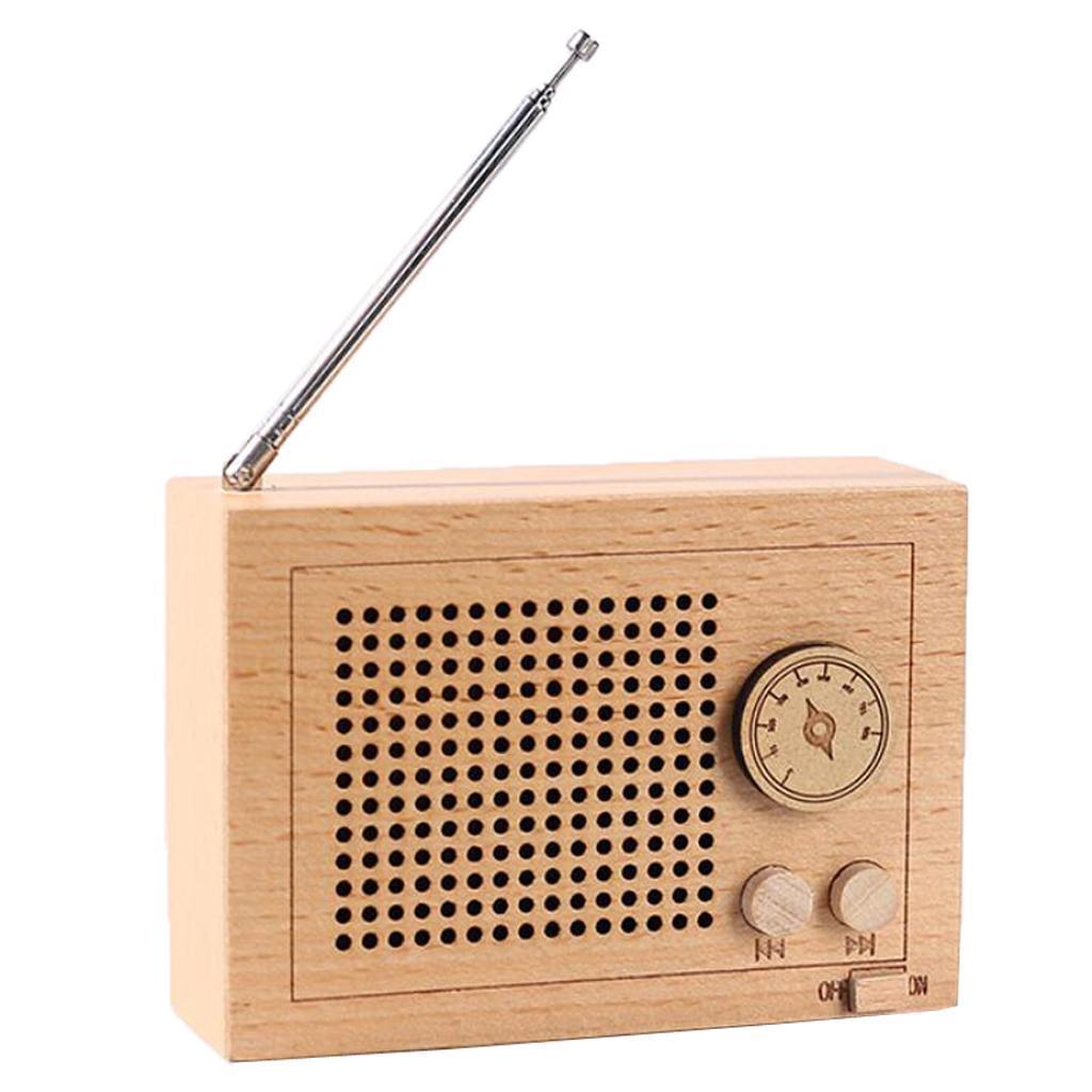Retro-Clockwork-Music-Box-Radio-Music-Box-Shelf-Musical-Ornaments-Boys-Gift thumbnail 7