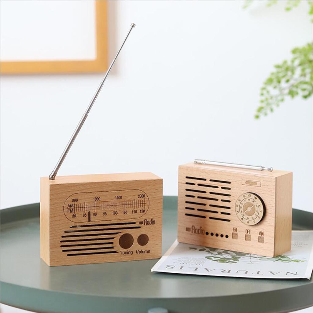 Clockwork-Music-Box-Radio-Music-Box-Tabletop-Musical-Ornaments-Girls-Gift thumbnail 6