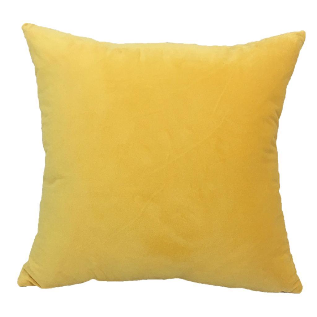 Fodera-Per-Cuscino-Per-Cuscino-Da-Tiro-Quadrato-In-Morbido-Velluto-Quadrato miniatura 4