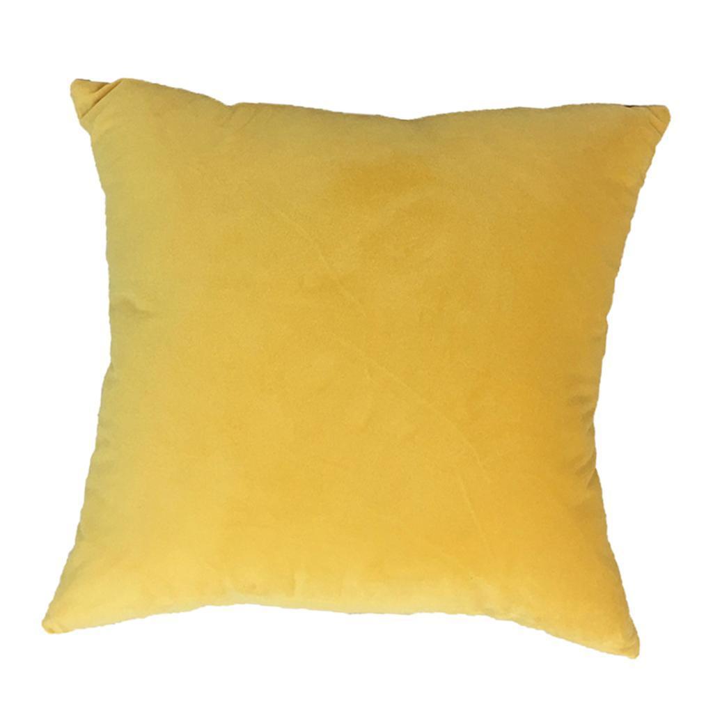 Fodera-Per-Cuscino-Per-Cuscino-Da-Tiro-Quadrato-In-Morbido-Velluto-Quadrato miniatura 3