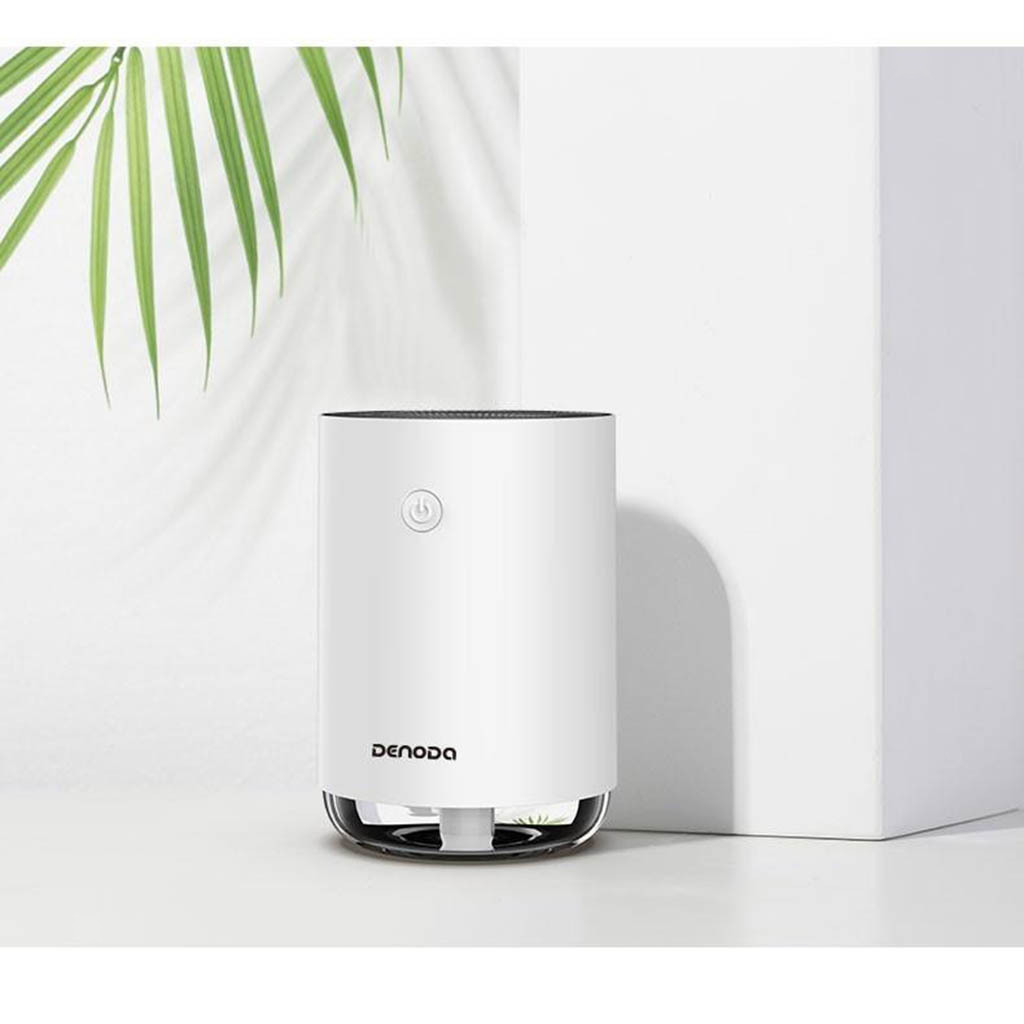 mini humidifier usb office small humidifier quiet for