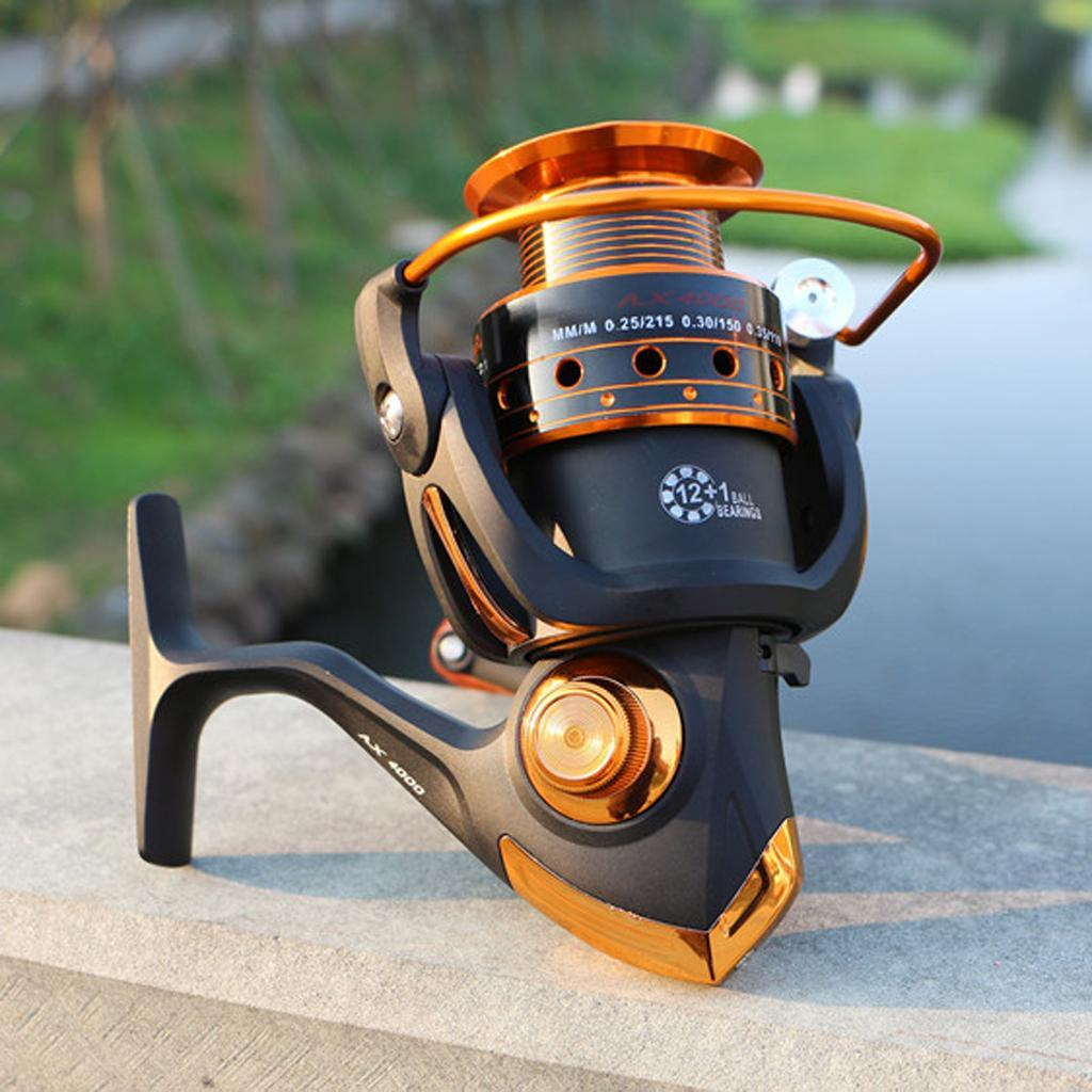 13BB-High-Speed-Metal-Right-Left-Saltwater-Fishing-Spinning-Pole-Reel-Fish-Reels thumbnail 11