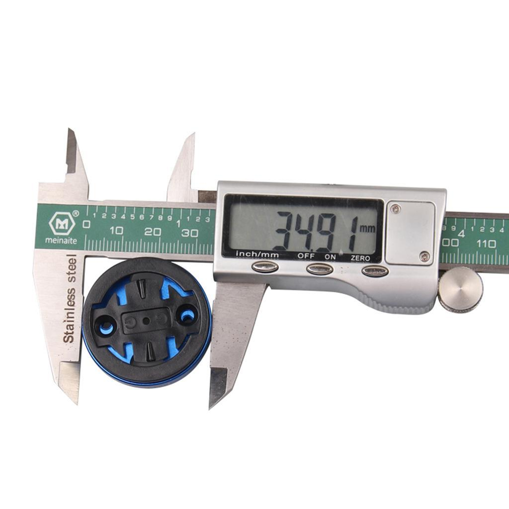 Universal Bicycle Stem Top Cap Mount GPS Computer Bracket for Garmin Edge