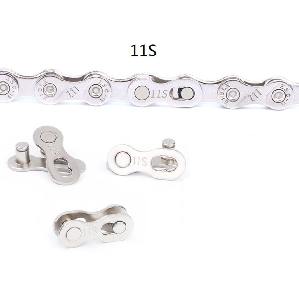 Premium Bike Missing Chain Links Quick Coupling Chain Joining Link Connector