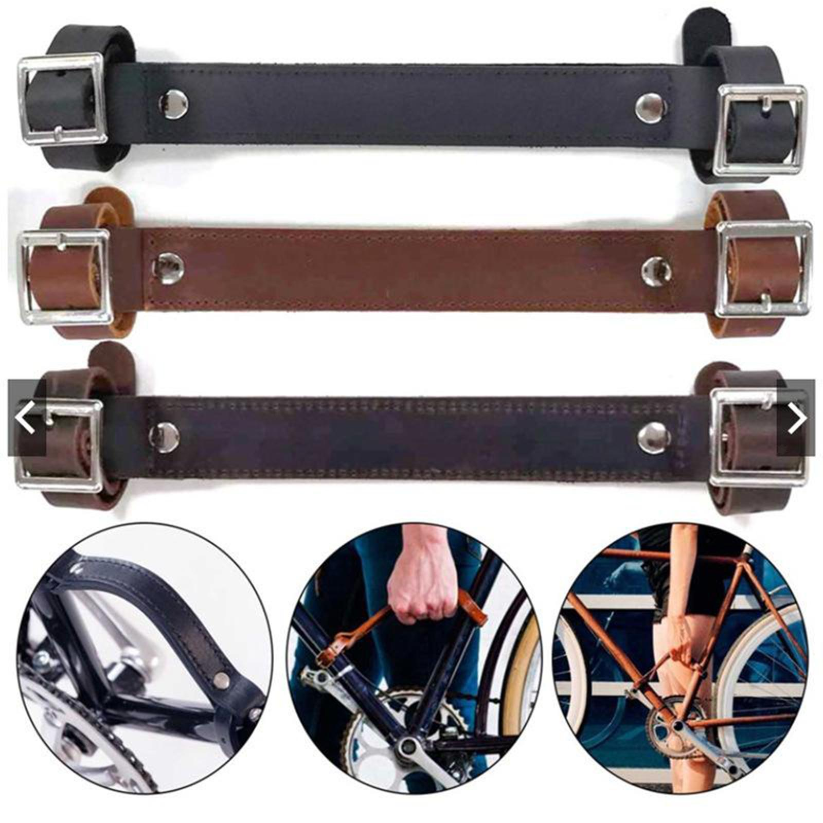 thumbnail 6 - Durable Bike Frame Handle High Strength Carry Strap Carrier Transport Lifter