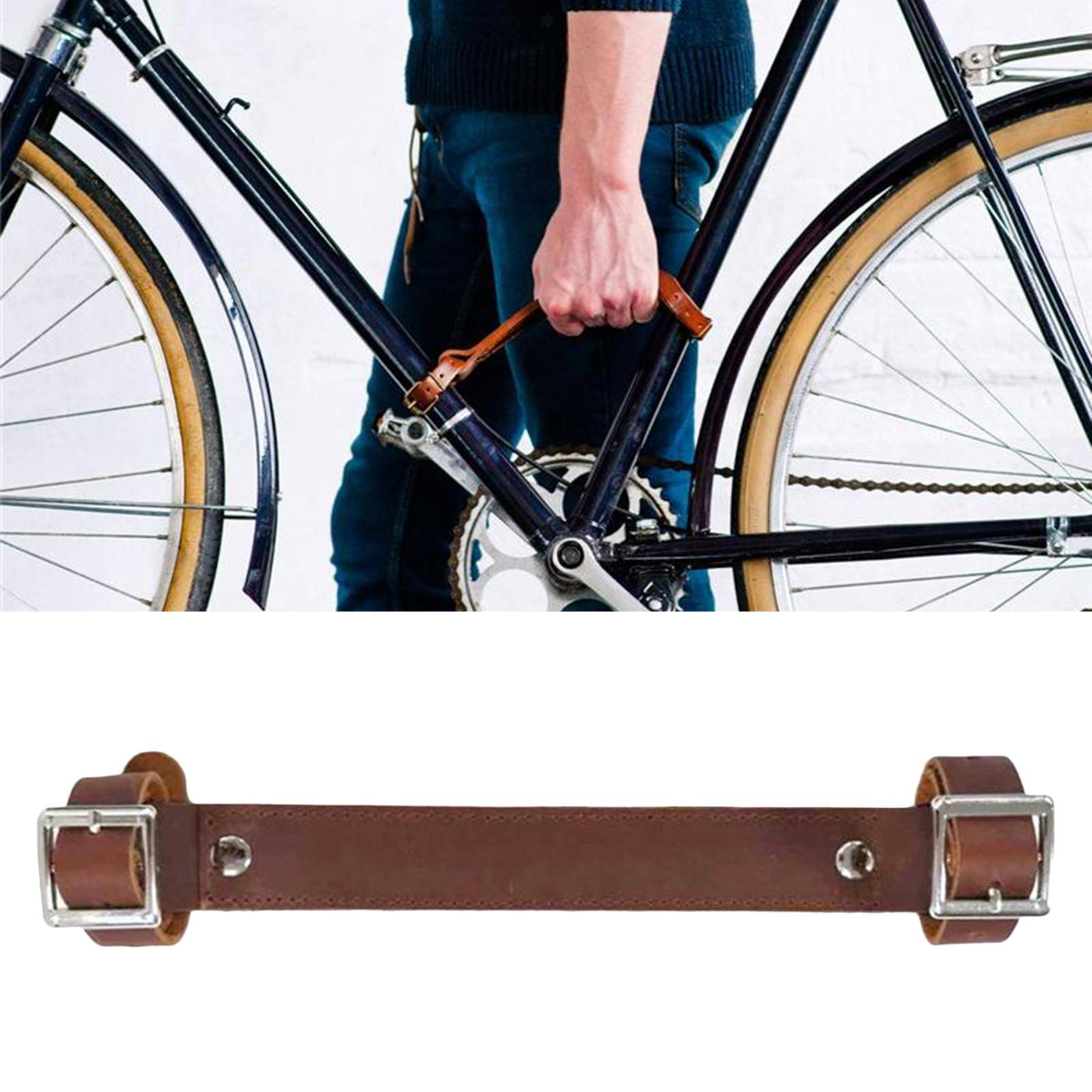 thumbnail 7 - Durable Bike Frame Handle High Strength Carry Strap Carrier Transport Lifter