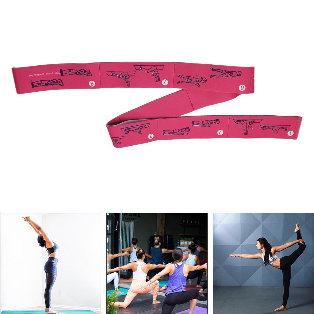 miniatura 46 - Pulsera stretch elástica bailar banda pilates Dance pierna prolongar camilla