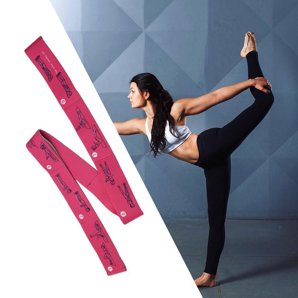 miniatura 44 - Pulsera stretch elástica bailar banda pilates Dance pierna prolongar camilla