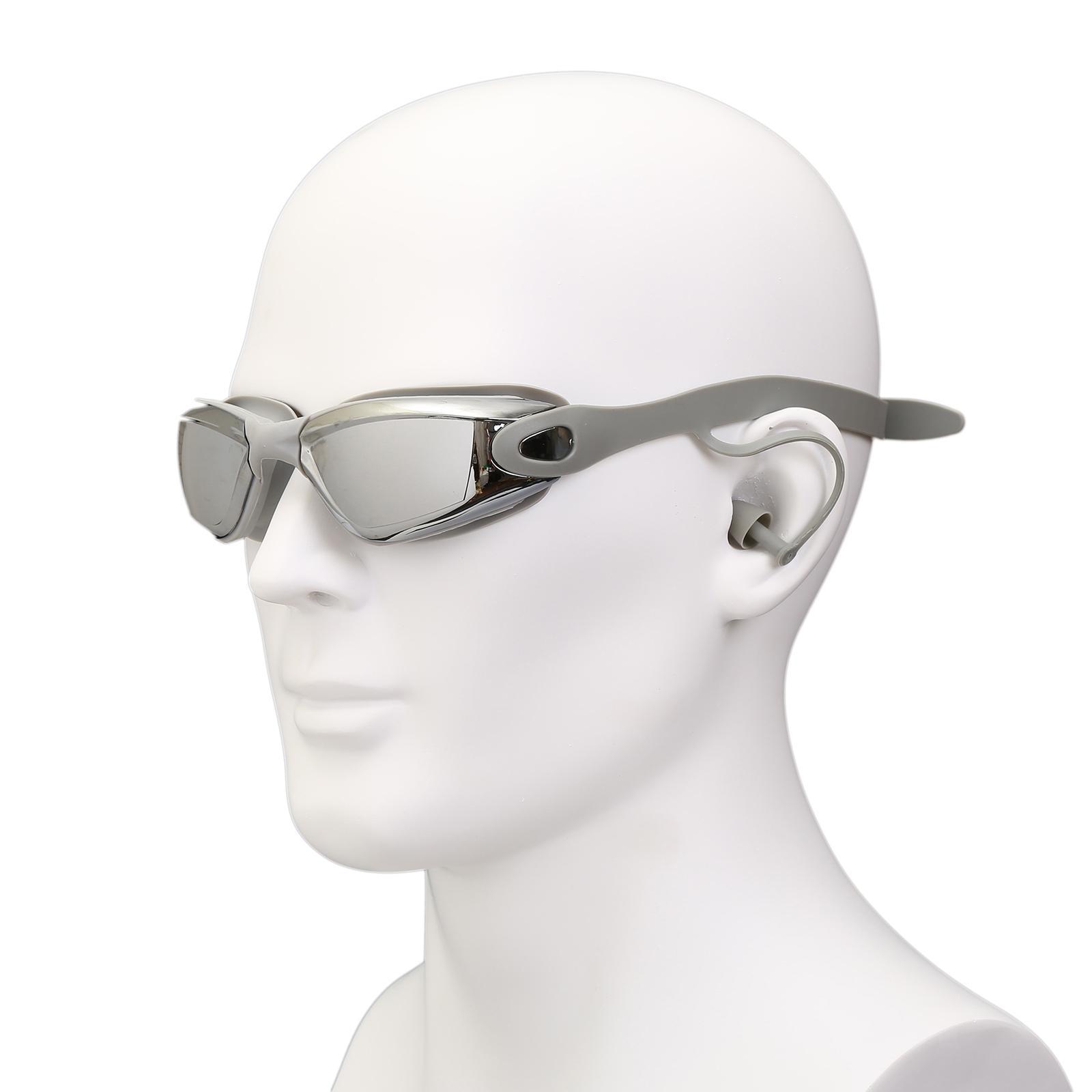 miniatura 2 - Occhialini da nuoto, protezione UV Occhialini da nuoto anti-appannamento Unisex
