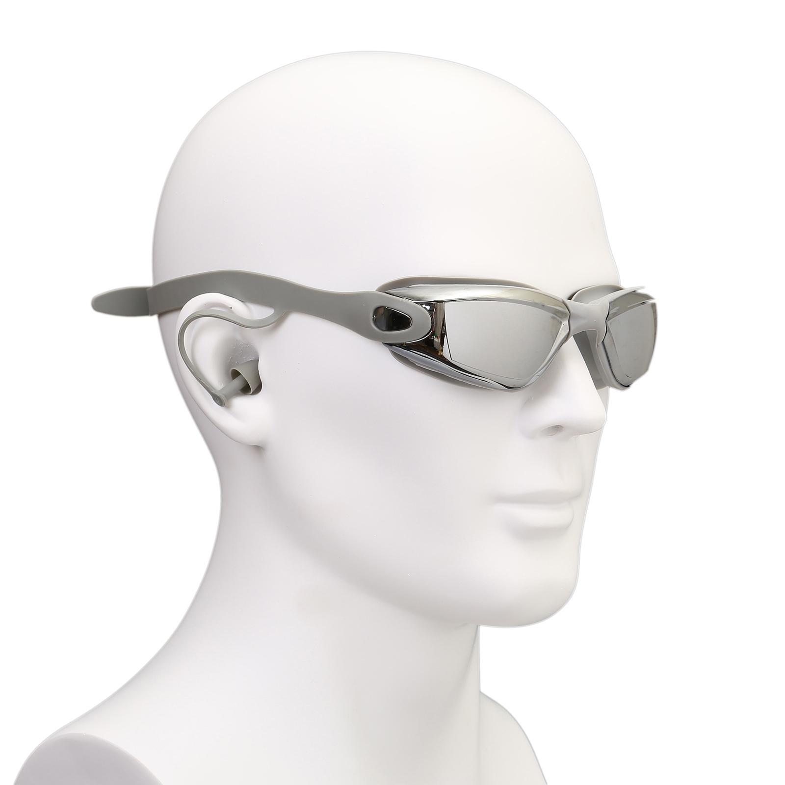 miniatura 3 - Occhialini da nuoto, protezione UV Occhialini da nuoto anti-appannamento Unisex