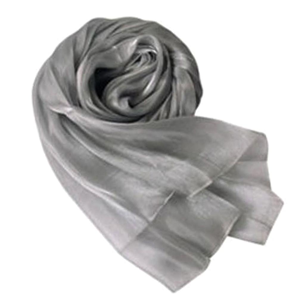 Fashion-New-Lady-Women-Long-Soft-Wrap-Lady-Shawl-Silk-Chiffon-Scarf-Scarves thumbnail 13