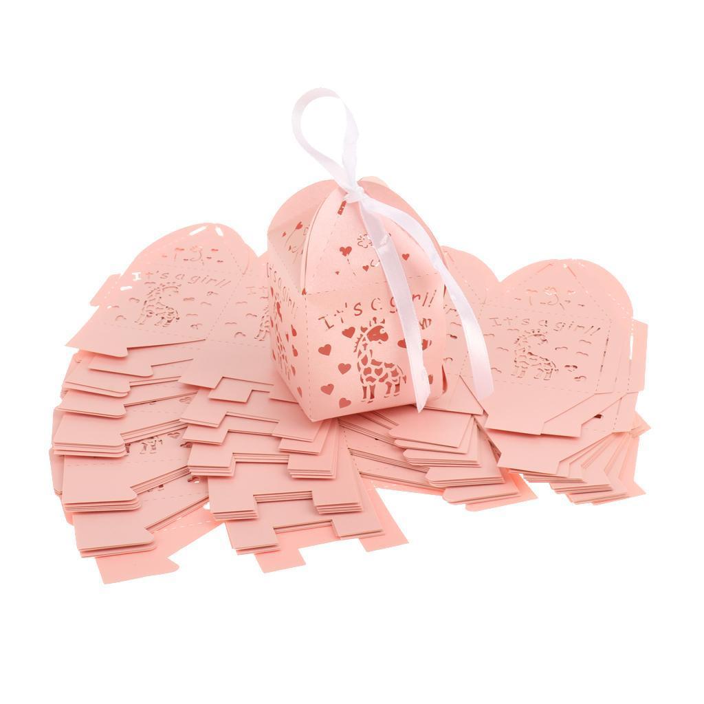 Confezione-regalo-mini-caramelle-vuote-da-25-pezzi-per-baby-shower-compleanno miniatura 5